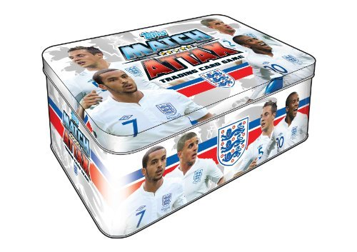 Price comparison product image Match Attax England Tin 2012 by Match Attax