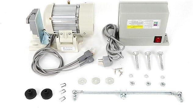 600W Motor Dividido Sin Escobillas De Energía Industrial Motor De ...