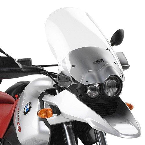 GIVI D233S sp/écifique plexiglas transparent 48 5 6 x 36 cm 00 03 H x L pour BMW R 1150 GS