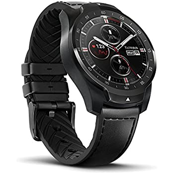 ca9dbecdbaae Amazon.com  Huawei Watch 2 Sport Smartwatch - Ceramic Bezel - Carbon ...