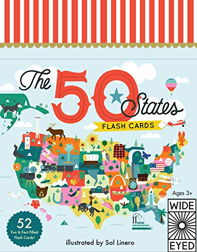 The 50 States - Flashcards ()
