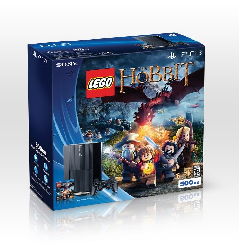 PS3 500GB LEGO: The Hobbit Bundle