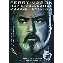 Perry Mason Double Feature: The Case of the Silenced Singer / The Case of the Defiant Daughter