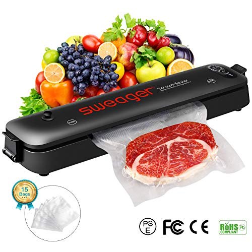 Sweager Vacuum Sealer Machine - Automatic