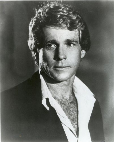 Ryan O'Neal Photograph