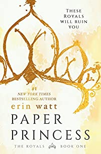 Paper Princess by Erin Watt ebook deal