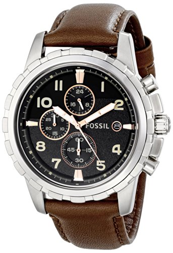 Fossil Men's Dean Stainless