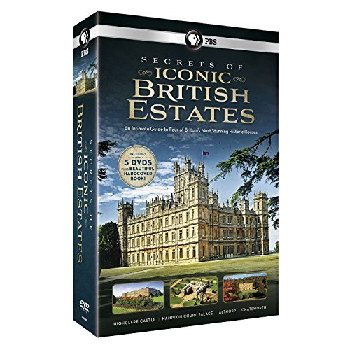 Secrets of Iconic British Estates]()