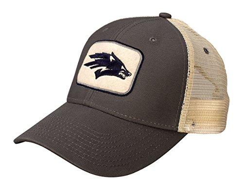 NCAA Nevada Wolfpack Adult Unisex Sideline Mesh Cap   Adjustable