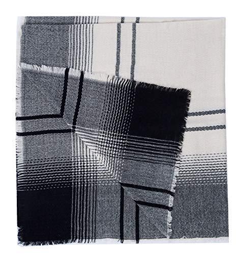 Blanket Scarf Infinity Shawl Wool Scarves Oversized Long