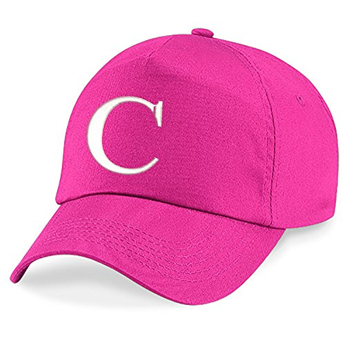 Letter Brodé 4sold Enfants Fuschia Casquette Baseball Chapeau Garçon New De Unisexe C Cap A Bonnet Z Fille YqgHw