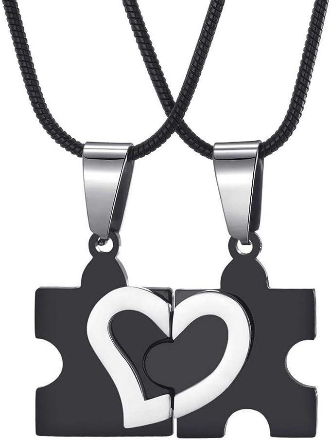 ejemplo de collares para parejas