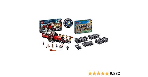 LEGO Harry Potter - Hogwarts Express, Tren de Juguete y Andén ...