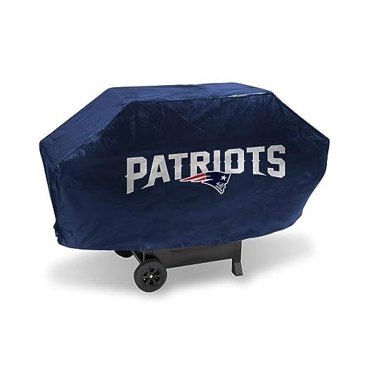 68 x 35 x 21 cm NFL New England Patriots cubierta de la parrilla ...