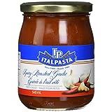 Italpasta Spicy Roasted Garlic Pasta Sauce, 540 Milliliter