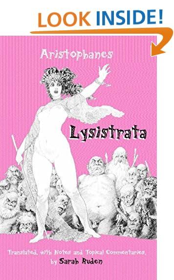 lysistrata aristophanes com lysistrata hackett classics