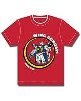 Gundam Wing Wing Gundam T-Shirt (M)