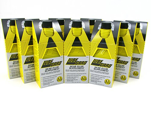 LUBEGARD Lube Gard Standard Gear & Rear End Transmission Oil Additive 12 pack by Lubegard