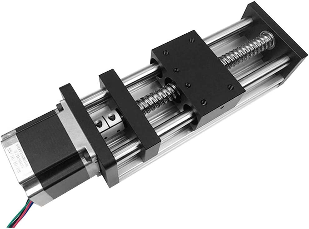 idabay solenoide de etapa lineal desplazamiento con tornillo de ...