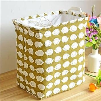 Amazon Com Lqchl Laundry Basket Dirty Clothes Storage Eco Friendly