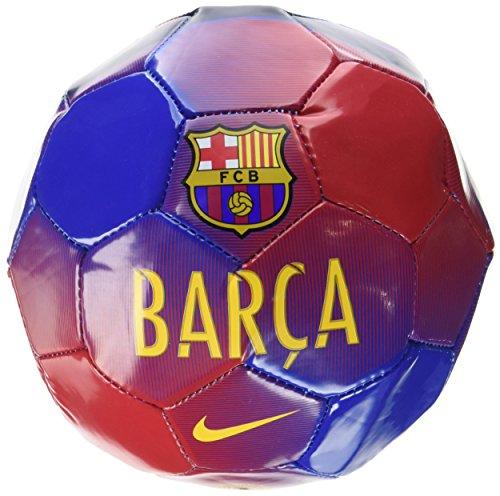 Nike Skills-FC Barcelona Balón, Unisex Adulto, Azul (Game Royal ...