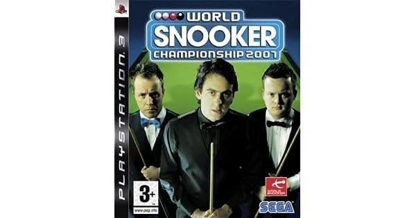 World Snooker Championship 2007: Amazon.es: Videojuegos