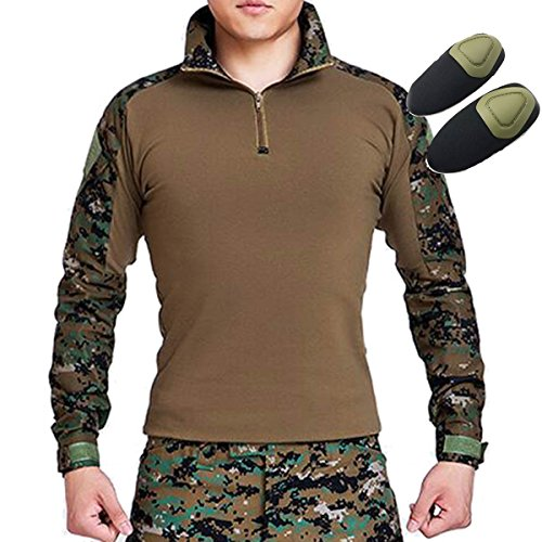 Tactical-Hunting-Military-Long-Sleeve-Shirt-with-Elbow-Pads-Camo-Digital-Woodland
