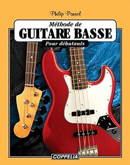 m thode de guitare basse pour d butants french edition ebook philip ponsol. Black Bedroom Furniture Sets. Home Design Ideas