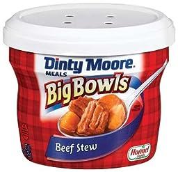 Dinty Moore Big Bowls Beef Stew - 8 Pack