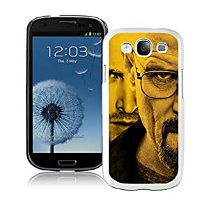 Breaking Bad Case For Samsung Galaxy S3 i9300 White