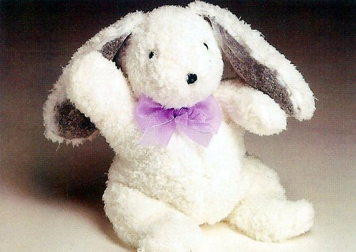 Sonoma Lavender Heat Plush Bunny ()