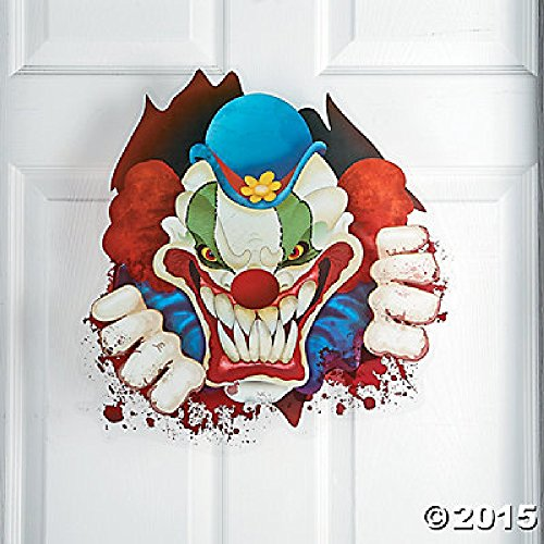 Deluxe Large Scary Terror Window