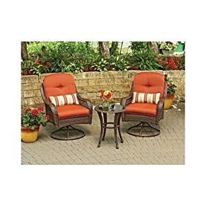 3 piece outdoor furniture set better homes - Better homes and gardens bistro set ...
