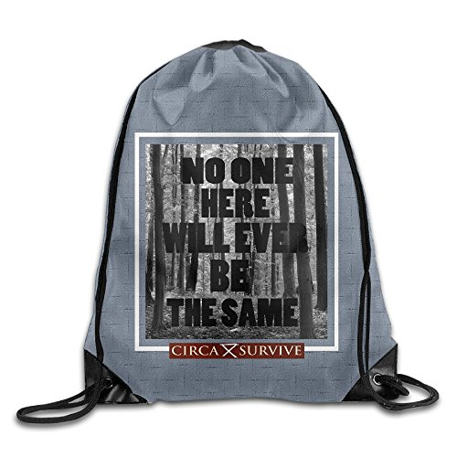 Price comparison product image DHome Circa Survive In Forest Unisex Shopping Bags