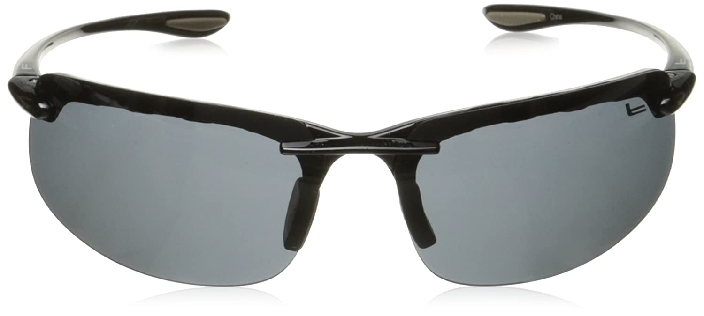 Amazon.com: Coleman Vizor polarizadas rectangular anteojos ...