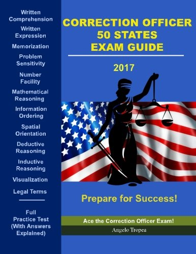 Correction Officer 50 States Exam Guide