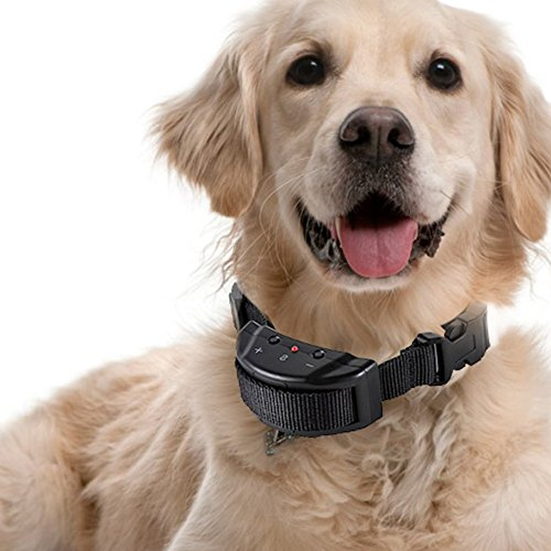 No Bark Collar - Anti Barking Deterrent fits Most Dogs