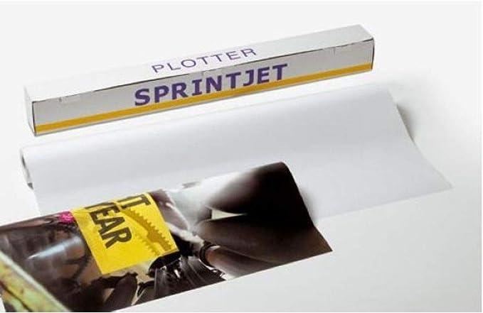 PAPEL PLANOS BOBINA 900x175m (2)=133189=: Amazon.es: Oficina y papelería