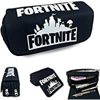 Kids Boys Girls Fortnite Pencil Case Pen Box Bag School Stationery Xmas Gifts AU