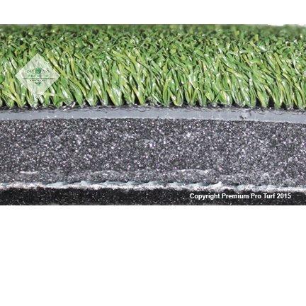 Premium 3'X5' Golf Mat for Simulator Golf Sensor for Optishot by PREMIUM PRO TURF