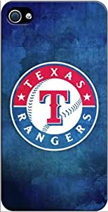 Texas Rangers MLB iPhone 4-4S Case v2 3102mss