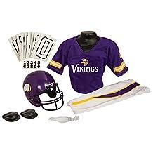 Franklin Sports boys Big Boys' NFL Vikings Uniform Costume