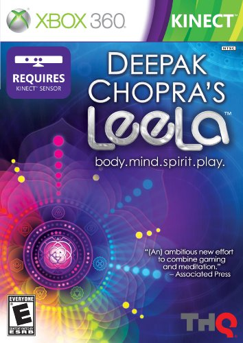 Deepak Chopra's Leela - Xbox 360 (Best Xbox 360 Workout Games)
