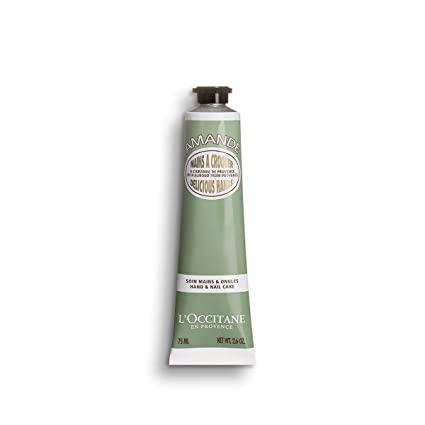 Amazon.com: LOccitane Almond Delicious Hands Crema de manos ...