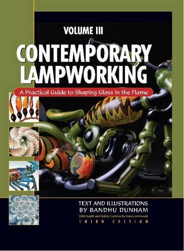 Contemporary Lampworking Volume III by Salusa Glassworks