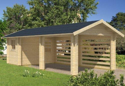Skan Holz Garage Stockholm 340 x 800 cm