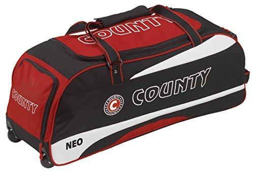 Hunts County Neo Wheeled Cricket Holdall by Hunts County by Hunts County