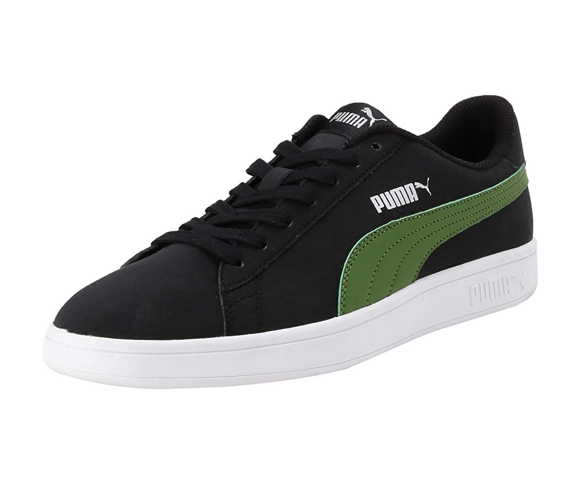 Smash V2 Buck Black-Garden Gre Sneakers