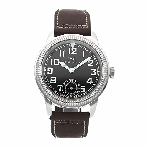 - IWC Pilot Mechanical-Hand-Wind Male Watch IW325401 (Certified Pre-Owned)