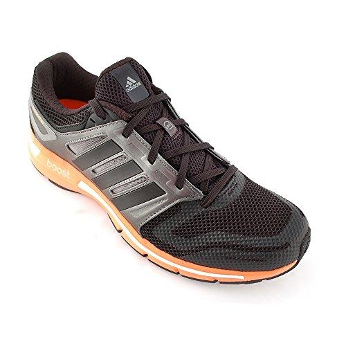 Adidas-Scarpe da ginnastica da uomo, colore: nero, Revenergy Shox-Scarpe Sneakers ... 7-10 misure